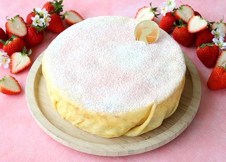 苺のふわふわミルクレープ(20㎝)